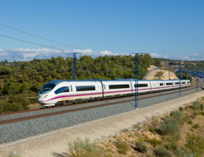 CAF Wins 120 Million Euro European Signalling Contracts