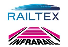 Railtex-Infrarail Logo