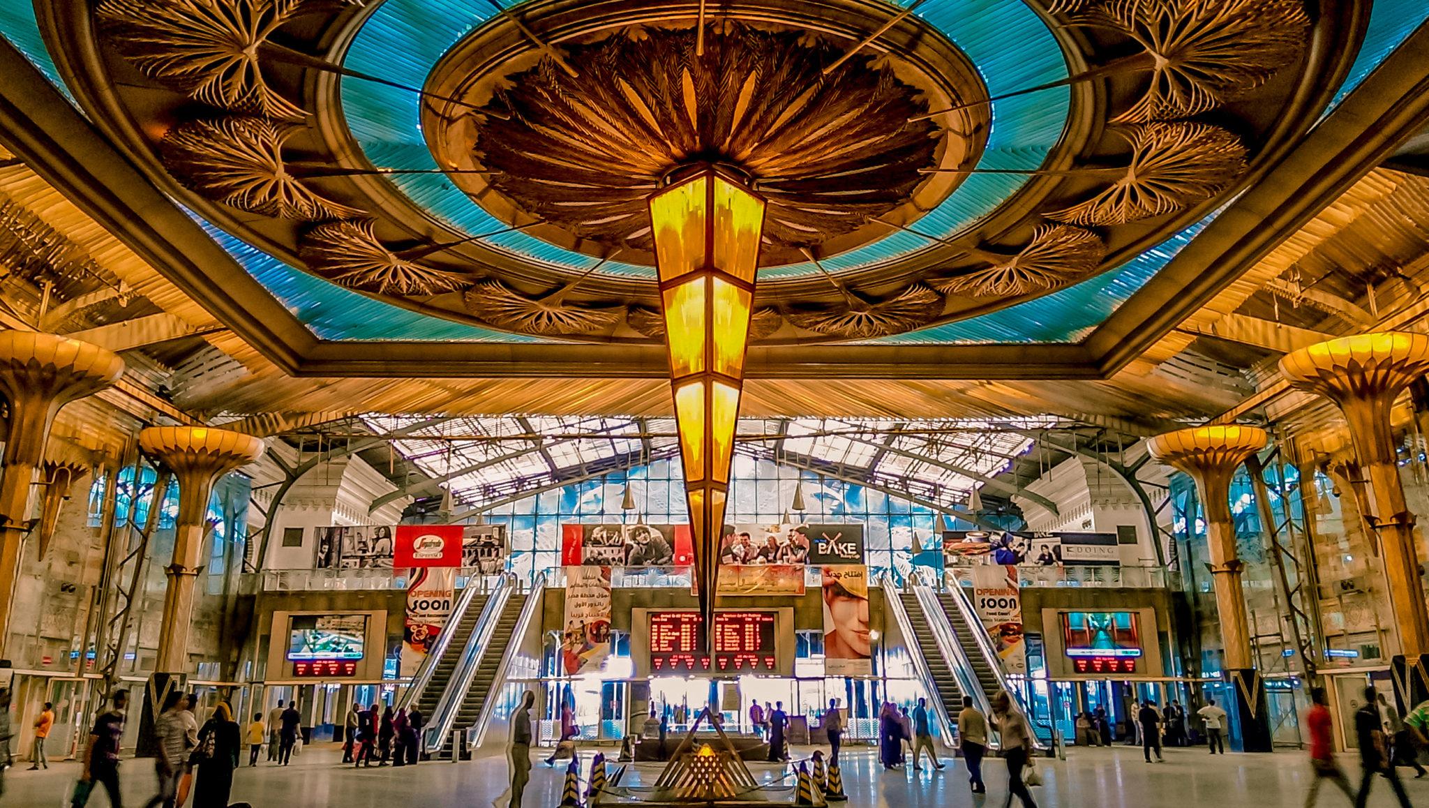 Cairo main station