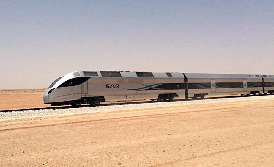 CAF trains in Saudi Arabia get LeadMind solution
