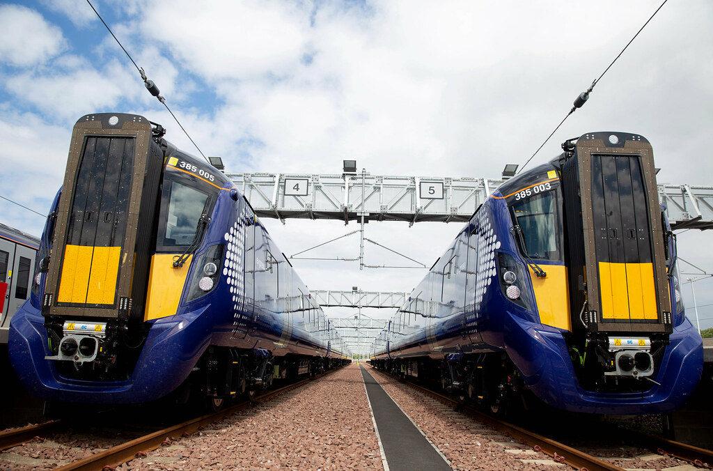 ScotRail Class 385 Trains