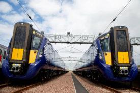 ScotRail Class 385 Train