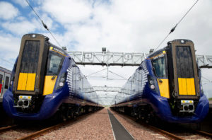 ScotRail Class 385 Train