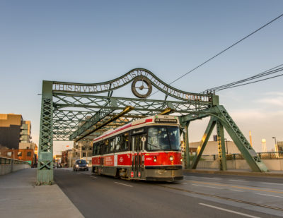 Toronto Transit Commission Retires Articulated Streetcars