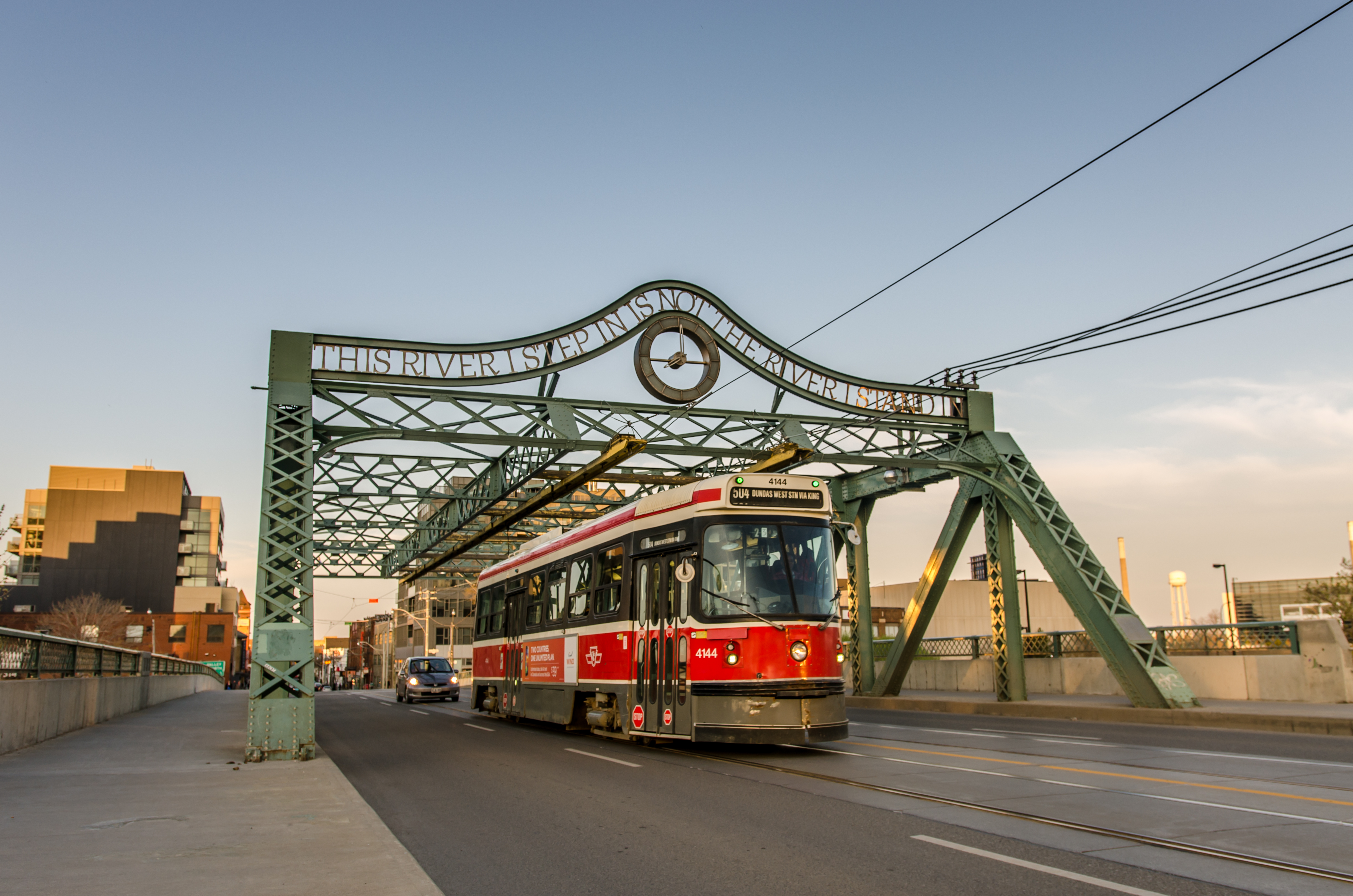 Toronto streetcars to be retired
