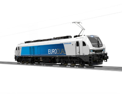 Turkey: Stadler Wins EURODUAL Locomotives Contract