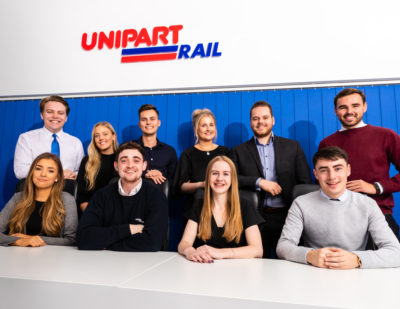 Unipart Rail Shortlisted for Two HR Awards