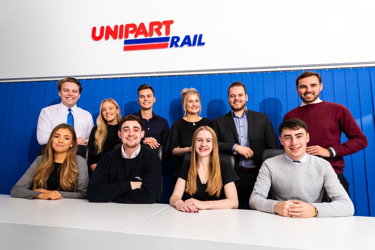 Unipart Rail Graduates