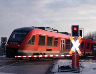 ZÖLLNER Temporary Level Crossing System