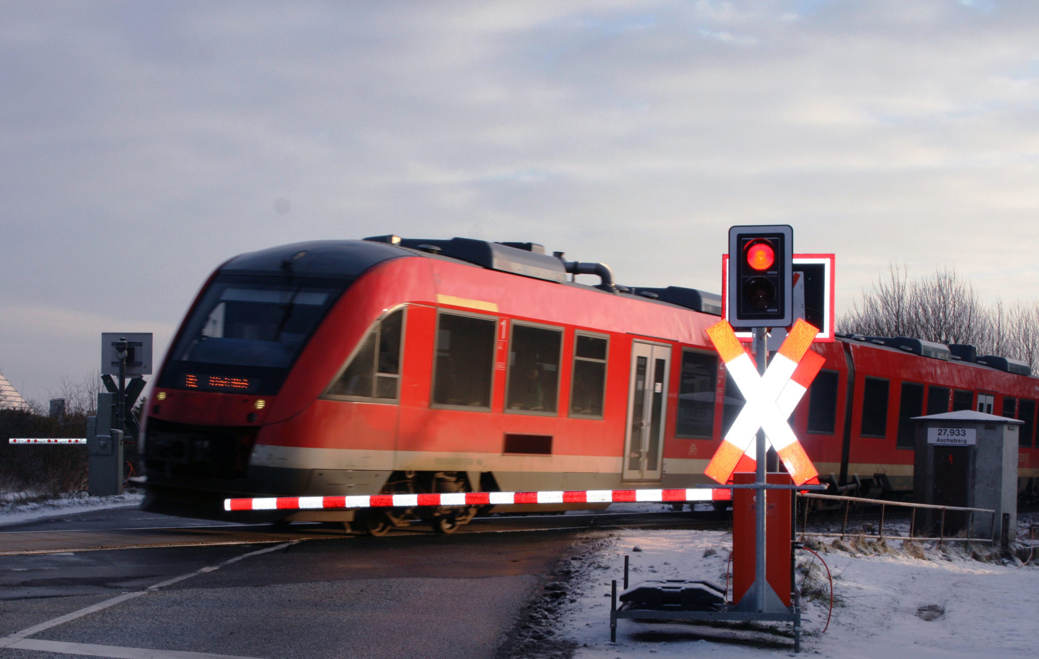 TH-BöP Level crossing