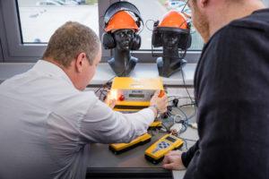 ZÖLLNER Warning Systems for Track Construction Sites