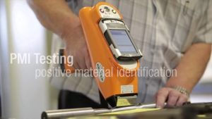 PMI Testing – Positive Material Identification