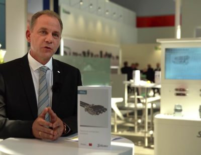 Stäubli Electrical Connectors at InnoTrans 2018