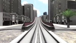 Appitrack, Alstom's automated track laying solution