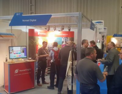 Nomad Digital at Railtex 2019