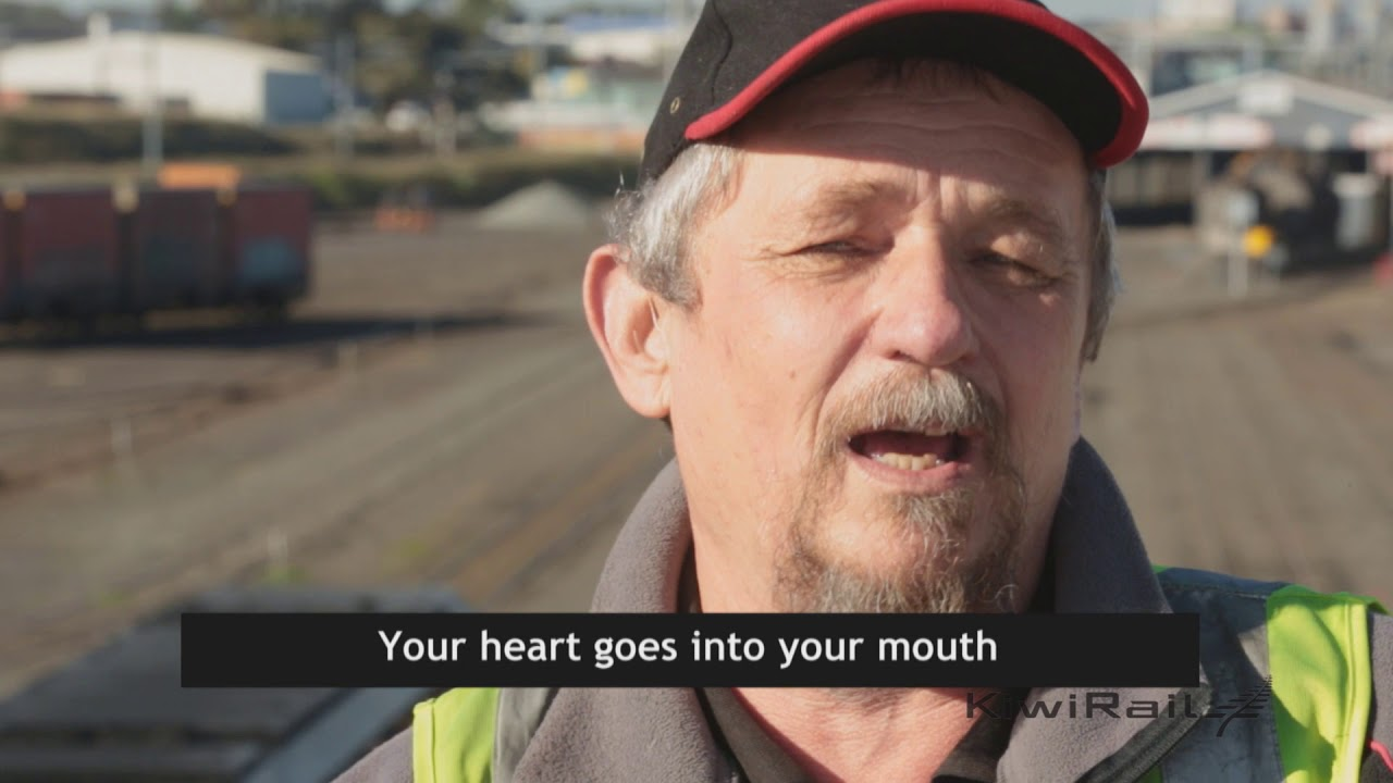 The Life of a Train Driver – Rail Safety Week 2017