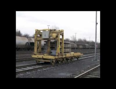 Schenck Process MULTIRAIL® LegalWeight Legal-for-trade, dynamic train scales