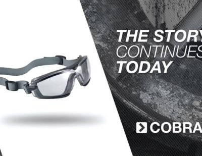 Bollé Safety – Cobra TPR Goggle
