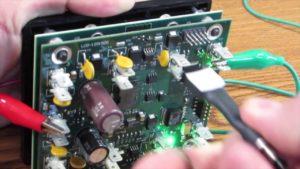 LCD Indicator Light Panel