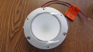 Emergency Locomotive Cab Light (E-Light)
