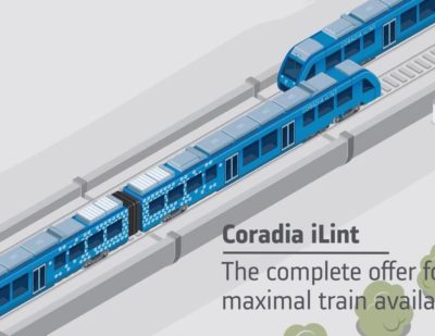 Coradia iLint: A Major Breakthrough for Tomorrow's Rail Transport