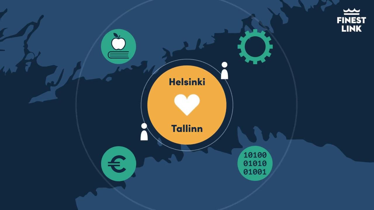 FinEst Link: Helsinki-Tallinn Transport Link Feasibility Study