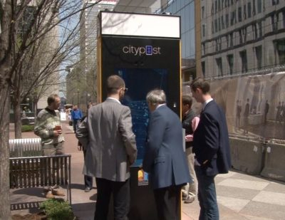 Access Louisville: CityPost Digital Kiosks Rollout