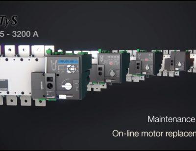 Socomec Transfer Switches Range – AlwaysOn