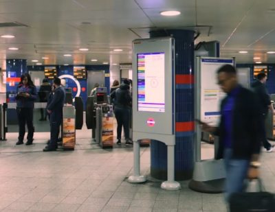 London Underground Project Highlight