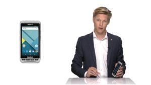 Handheld NAUTIZ X2: Product Presentation