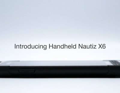 Introducing the Handheld NAUTIZ X6