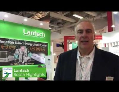 InnoTrans 2018 Lantech Booth Highlights