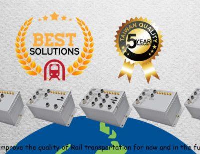 Lantech Smart Rail Solutions