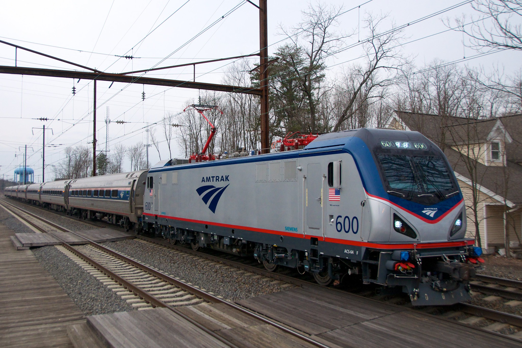 Amtrak: An Improved Booking Experience on the Move