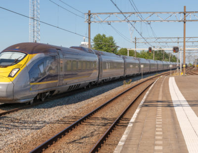 Eurostar Silver Anniversary Celebrated in Photographs