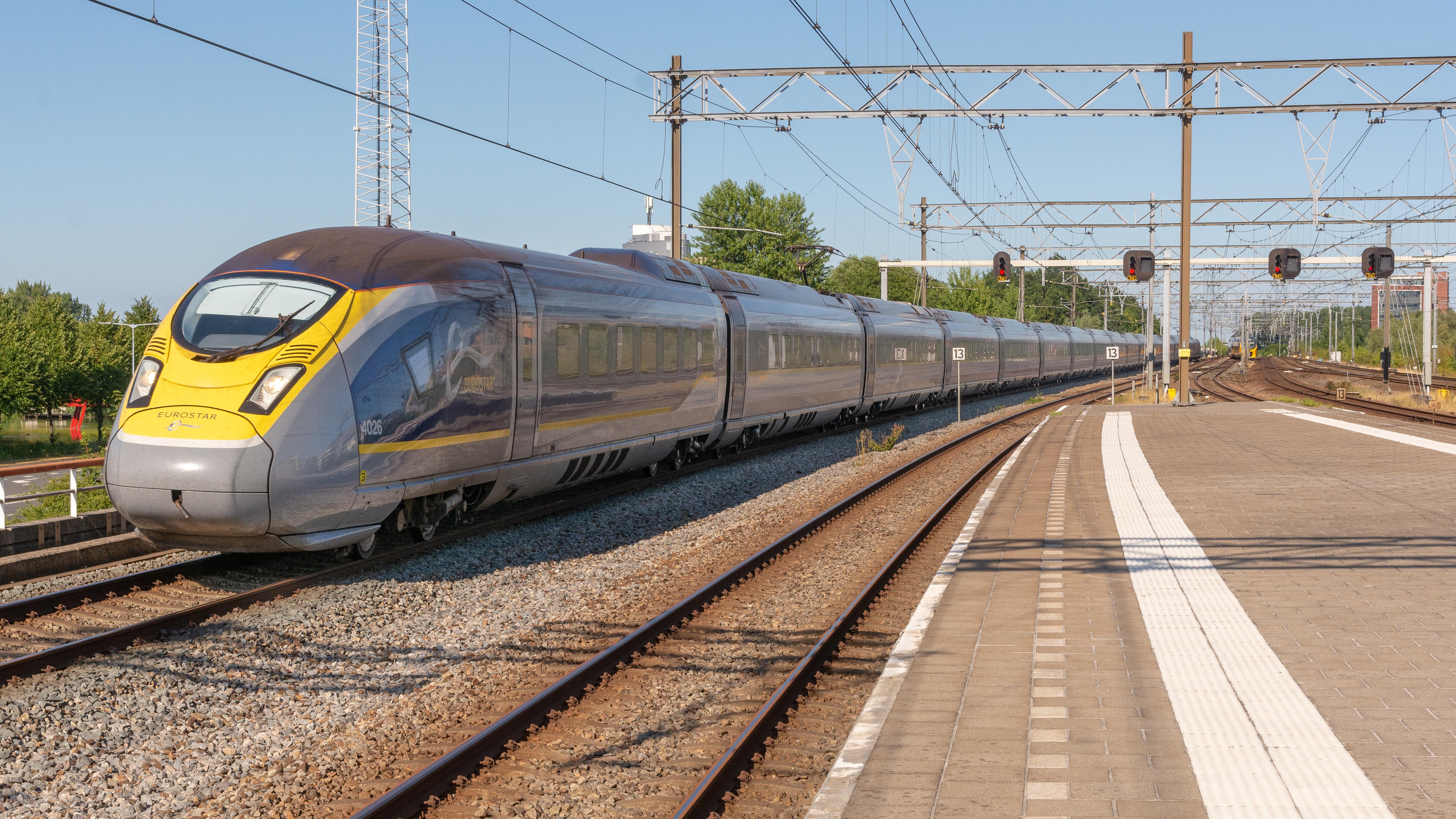 25 years of Eurostar