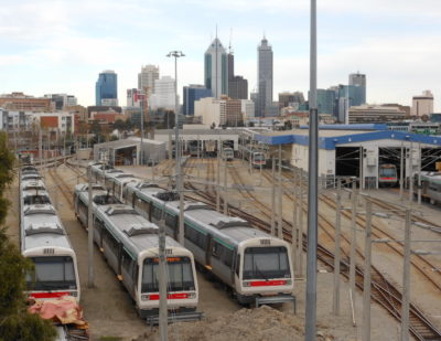 METRONET Railcar Depot Tender Announced