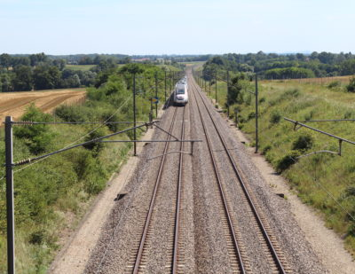 Paris-Lyon High-Speed Line to Get Atlas ERTMS Level 2