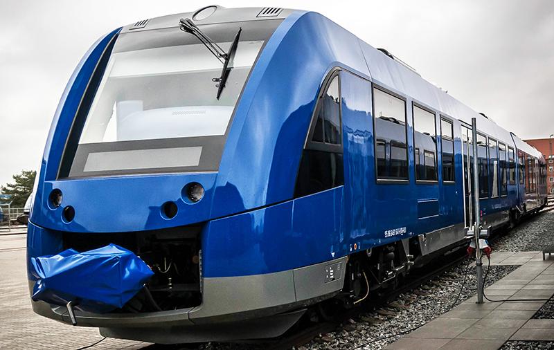 Alstom Coradia Lint DMU for Denmark