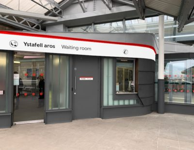 TfW Publishes Station Improvement Vision | £194m Investment