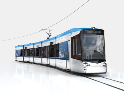 Stadler Wins Tram Tender for Swiss Capital