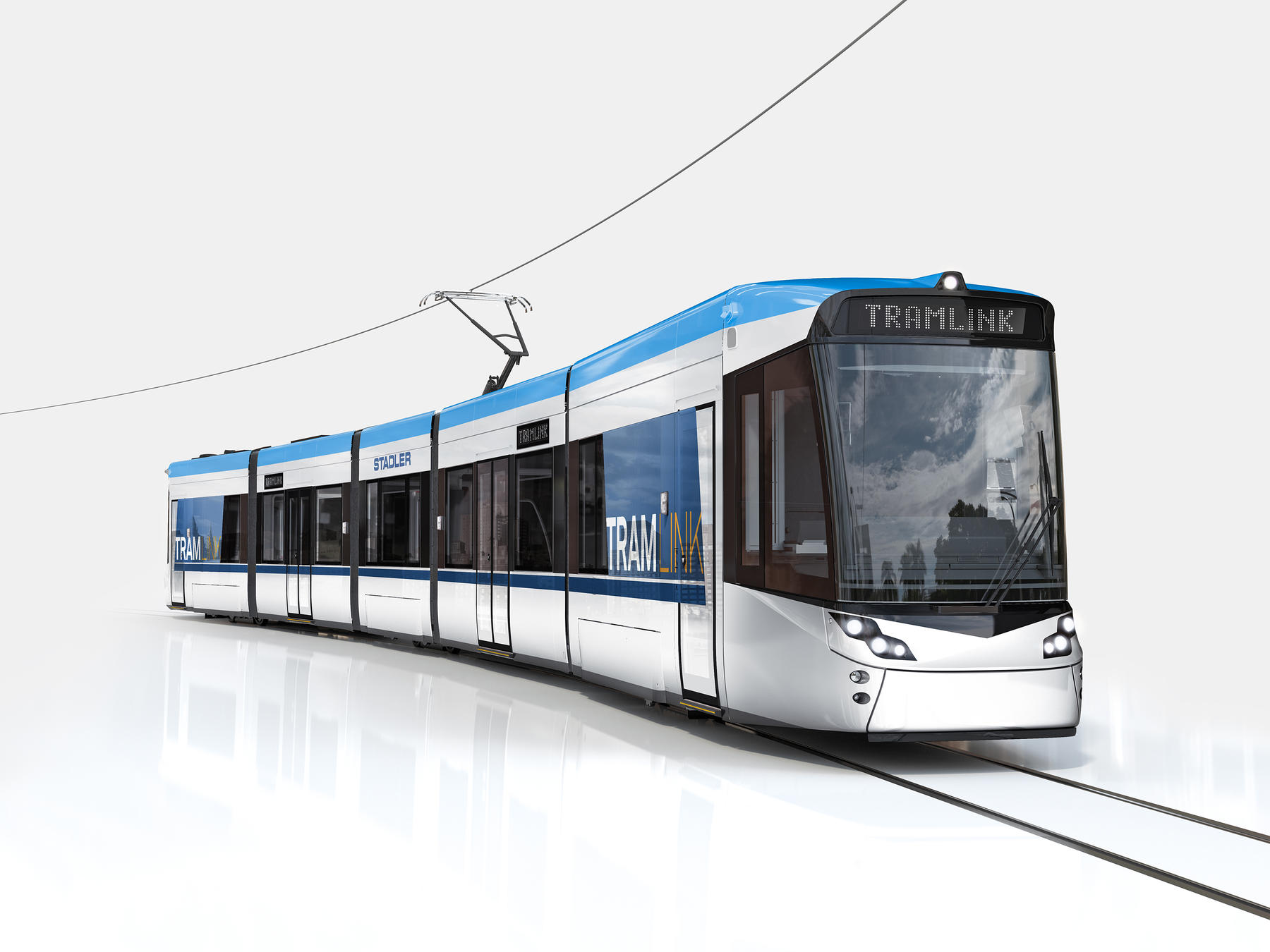 Trams for Bern - Bernmobil orders 27 TRAMLINK trams from Stadler