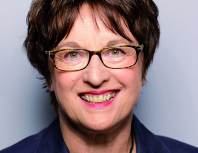 Brigitte Zypries Joins Bombardier Transportation Supervisory Board