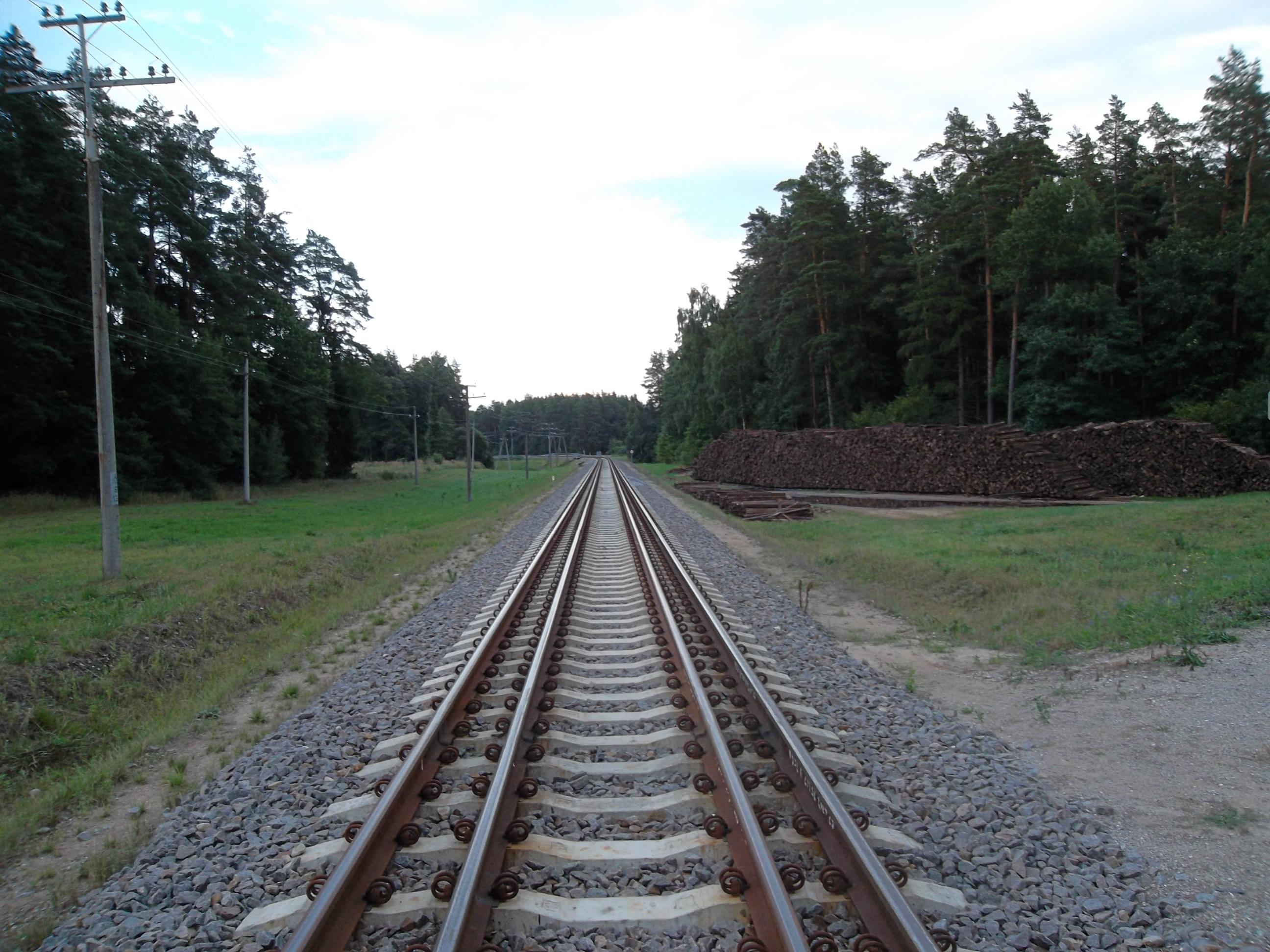 Rail Baltica Line