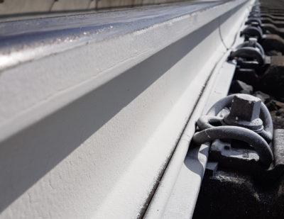 Deutsche Bahn Tests White Rails to Reduce Overheating