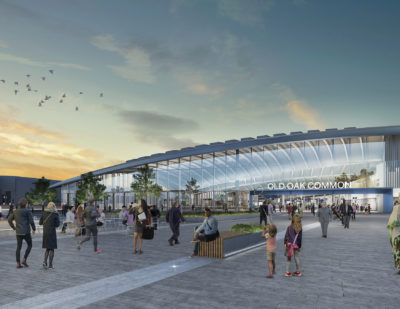 One Billion HS2 Old Oak Common Contract Awarded