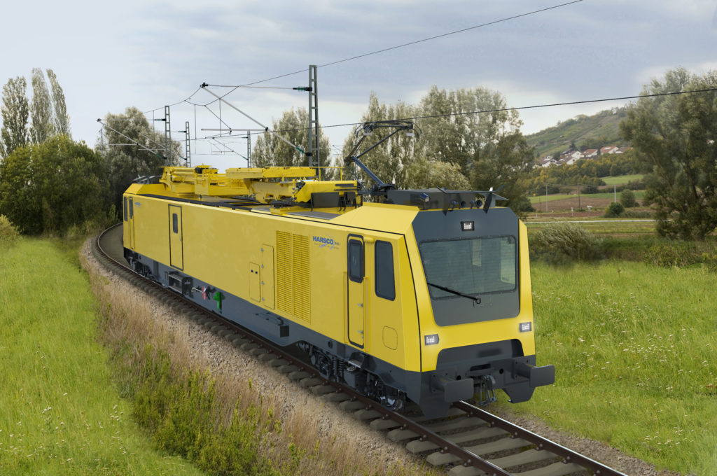 Alstom H3 hybrid shunting locomotive for DB Regio