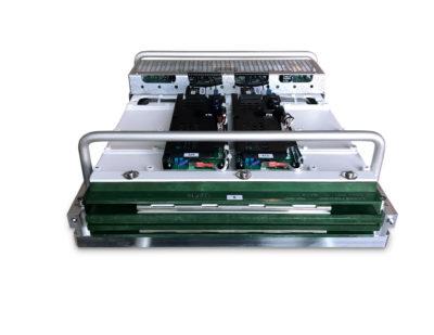 Stäubli Electrical Connectors for Rail Applications