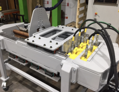 Mirage Test Bench Development