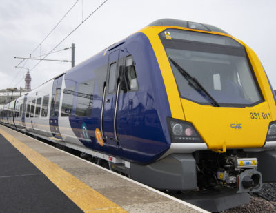 Trains for Blackpool | Northern Continues Fleet Roll-Out